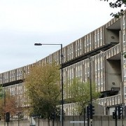 Robin Hood Gardens: Stephen Richards