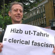 Tatchell against Islamic extremism: Adam Barnett