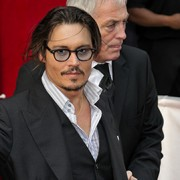 Johnny Depp is shooting his latest film in Beckenham