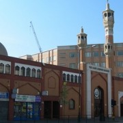 The London Muslim Centre where the rally will take place