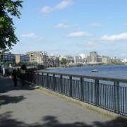 Thames view: Steve Howe