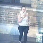 Female suspect, image 25. Pic: Met Police