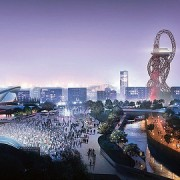 The Olympic Park, pic: EG Focus