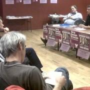 UAF meeting 30 Aug: Koos Couvee