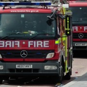 Fire engines, Pic: ELL