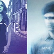 Katy B and James Blake were both nominated for the Mercury Prize