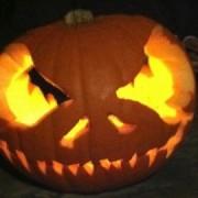 Pumpkin Lantern, pic: Christina Georgiou