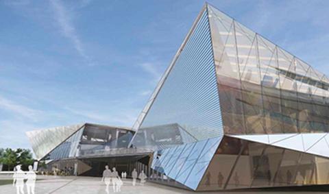 Eco Friendly Crystal Grows In East London Eastlondonlines