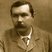 Sir Arthur Conan Doyle. Pic: Flickr