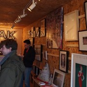 Art at Boxpark pic: Natalie Cox