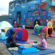 Hackney Play Bus to benefit from Children in Need 2011