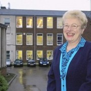 Coloma head teacher Maureen Martin pic: Croydon Advertiser www.thisiscroydontoday.co.uk