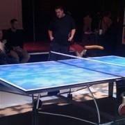 Ping-pong world record at Bethnal Green pic: Michael Pooler