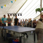 English Ping-pong Association hoping to break world record