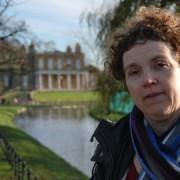 Caroline Millar in Clissold Park pic: Aaron Lee