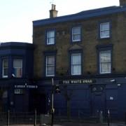 White Swan: Last surviving gay pub in Tower Hamlets pic: Ewan Munro