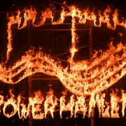 Tower Hamlets on fire pic: Mermaid, flickr