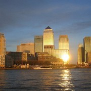 Canary Wharf pic: Alistair J