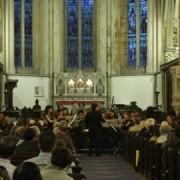 Inside St. Mary's Church pic: Sarah Robson