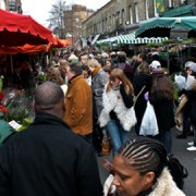 Columbia road market pic: GanMed, flickr
