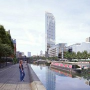 Silicon Tower due for completion in 2016 pic:Mount Anvil