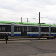 The new trams roll into the borough - pic: Railway Gazette (www.railwaygazette.com)