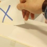 Voting - pic Adelle Kalakouti