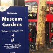 Museum Gardens. Pic: Duyguy Saykan