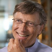 Bill Gates Pic: OnInnovation