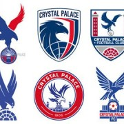 The six new potential badges for the Eagles. Pic: Crystal Palace FC