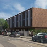 An image of the proposed school pic: DS Architects