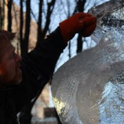 Icesculpting