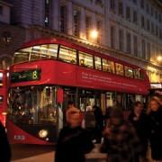 Eco-friendly buses: Route 38 from Victoria to Hackney will launch on February 20 pic: Aaron Lee