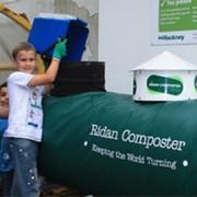 Composting in Hackney schools pic: Hackney Council