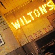 Wilton Music Hall is one of the few surviving Grand Music halls in the world pic: Habier Lopez (Coolhunting tapas on flickr)
