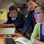 Computing students pic: Lawrence Berkeley National Laboratory