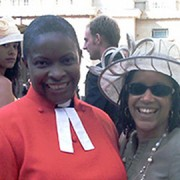 The Reverend Rose Hudson-Wilkin pic: Franka-in-London
