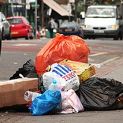 Irresponsible waste disposal Photo: Cleaner Croydon