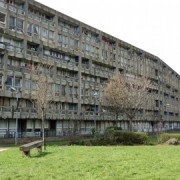 The Robin Hood Gardens, pic: Amanda Vincent-Rous