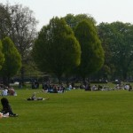 Smoke-Free zones in Clissold Park pic: Loz Pycock, flickr