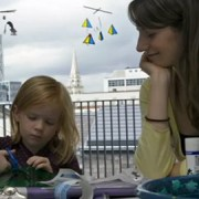 Art in the making Pic: Whitechapel Gallery