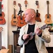 Keiron Phelan in the Duke of Uke pic: Rebecca Reid