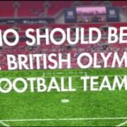 GB Olympic Footbal Image: Leon Puplett