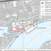 King Edward Memorial Park Foreshore Plan pic: Thames Water
