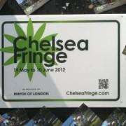 Chelsea Fringe runs from May 19 until June 9 pic: Heidi Gao
