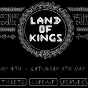 Land of Kings festival logo. Photo: Land of Kings