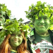 Go green for the solstice
