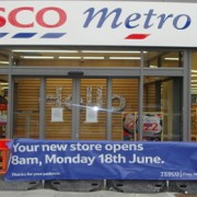 New Tesco store Pic: Louisa Plumstead