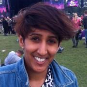Bindz Patel. Pic: Anja Mcloughlin