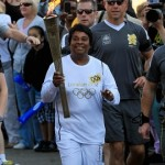 Doreen Lawrence Pic: LOCOG